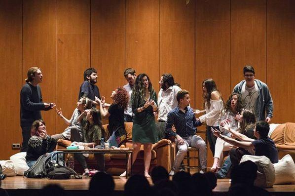 Actuación des-GENDER-ando en Córdoba (22 de marzo).