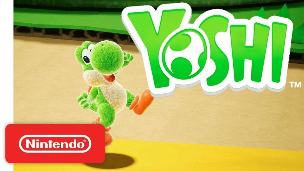 El Nuevo Juego De Yoshi Para Nintedo Switch Saldra En 2019 The